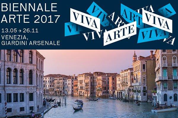 la biennale di venezia 2017 - arte viva