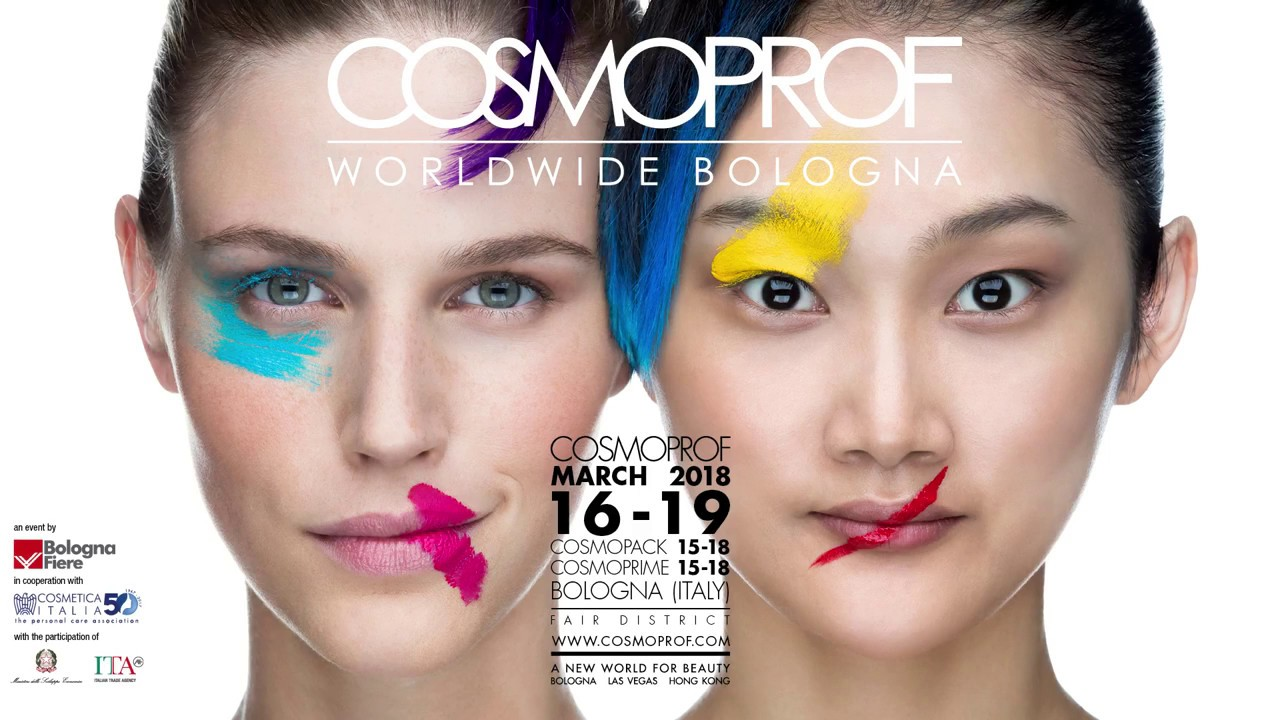 Locandina Cosmoprof 2018