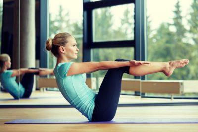sport che riducono i dolori mestruali - pilates
