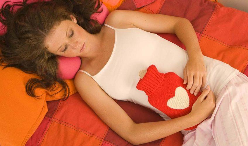 problemi durante il ciclo mestruale - sintomi da non sottovalutare