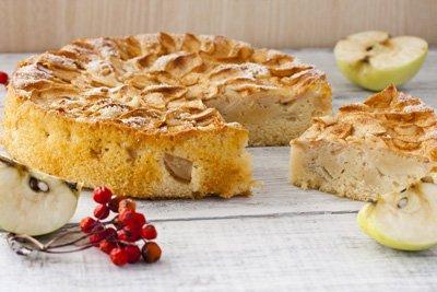 Comfort Food piatti consolatori per giorni difficili torta-di-mele