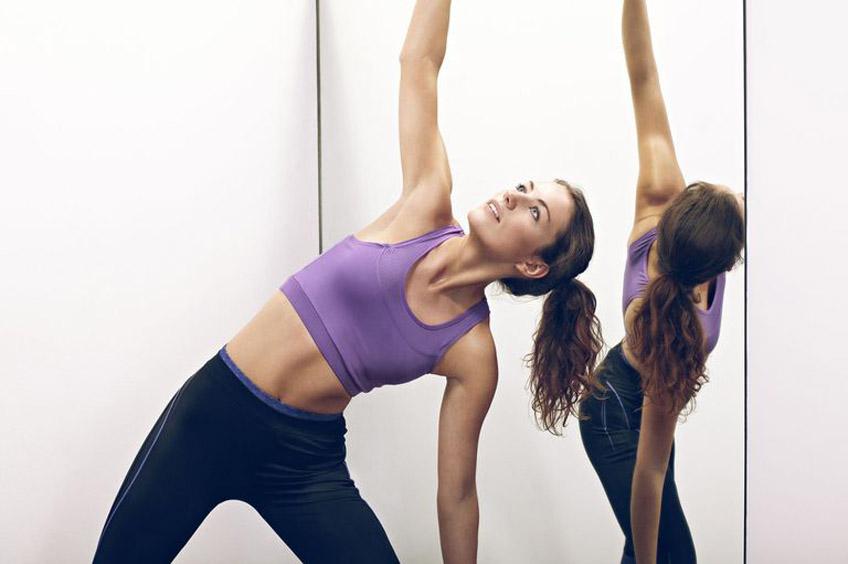 Fare sport con il ciclo mestruale - donna