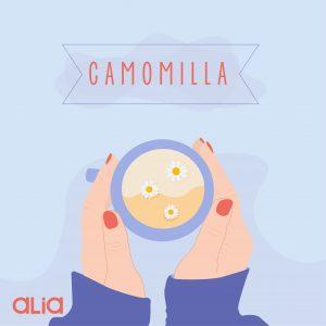 CAMOMILLA PER IL CICLO