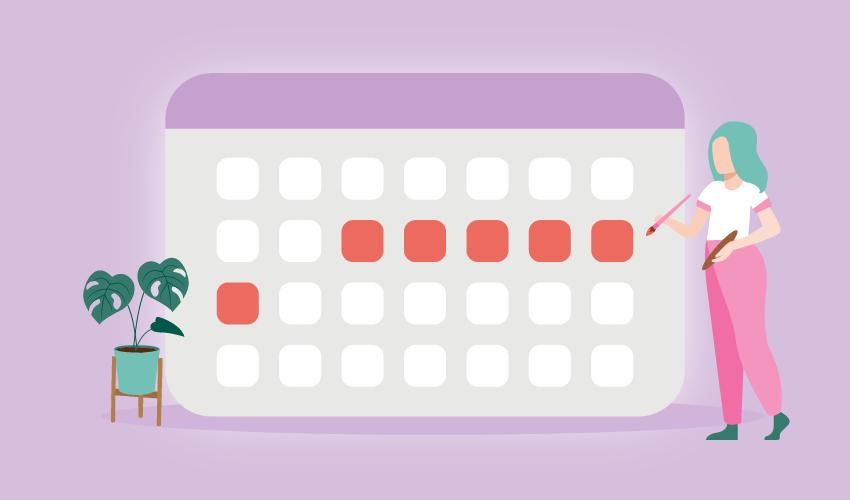 quanto devono durare le mestruazioni?